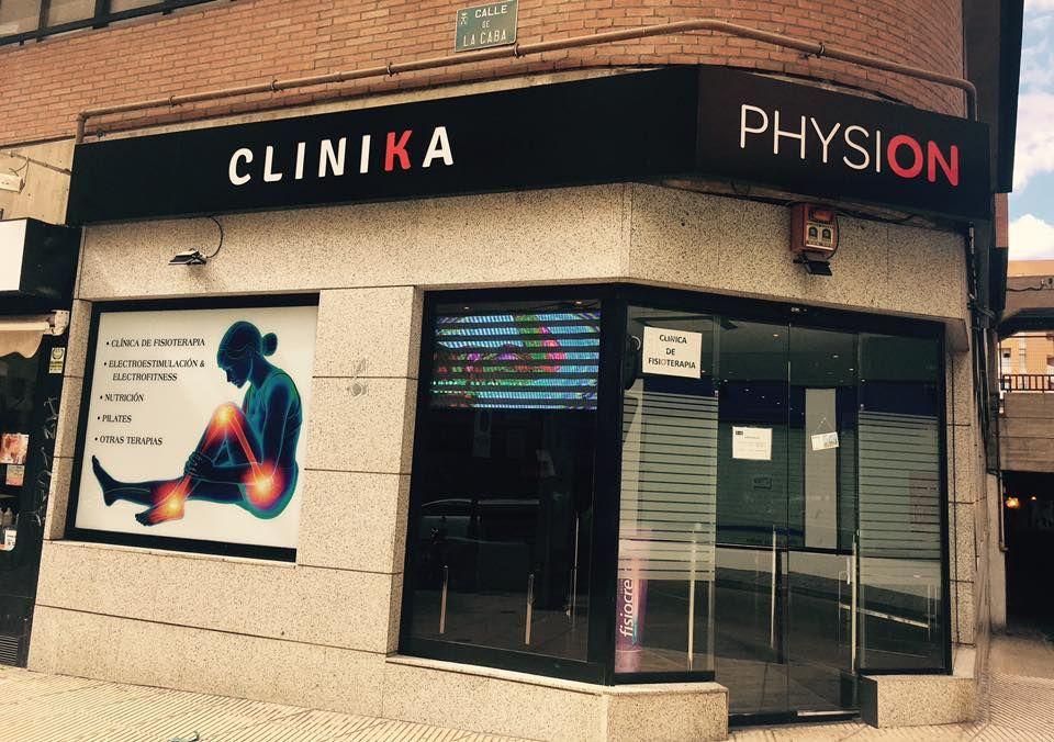 Centro de fisioterapia y osteopatía