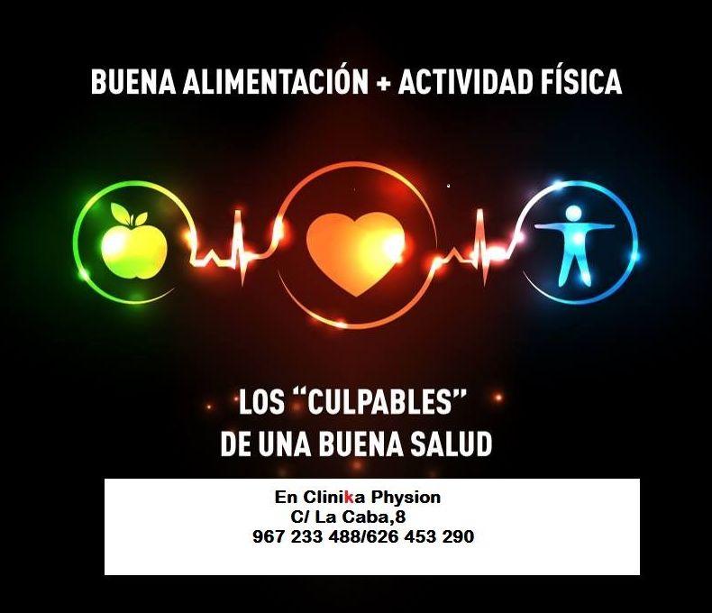 Foto 7 de Servicios de salud y bienestar en Albacete | Clinika Physion