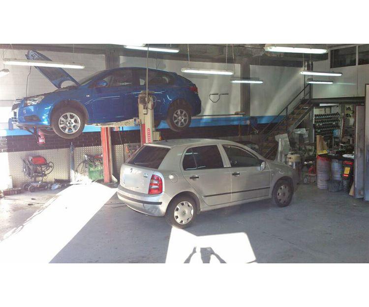 Diagnosis del automóvil en Puente de Vallecas