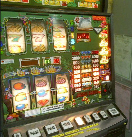 Compra de máquinas recreativas en Tenerife