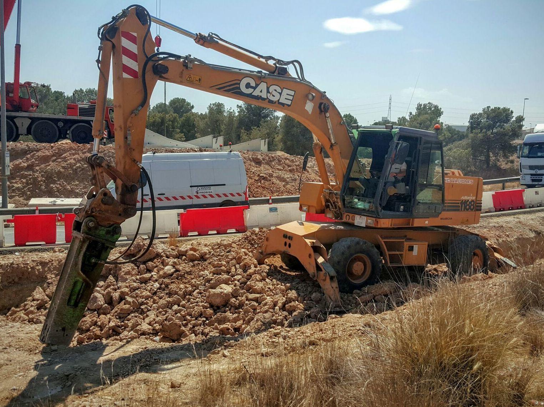Especialistas en excavaciones y miniexcavaciones