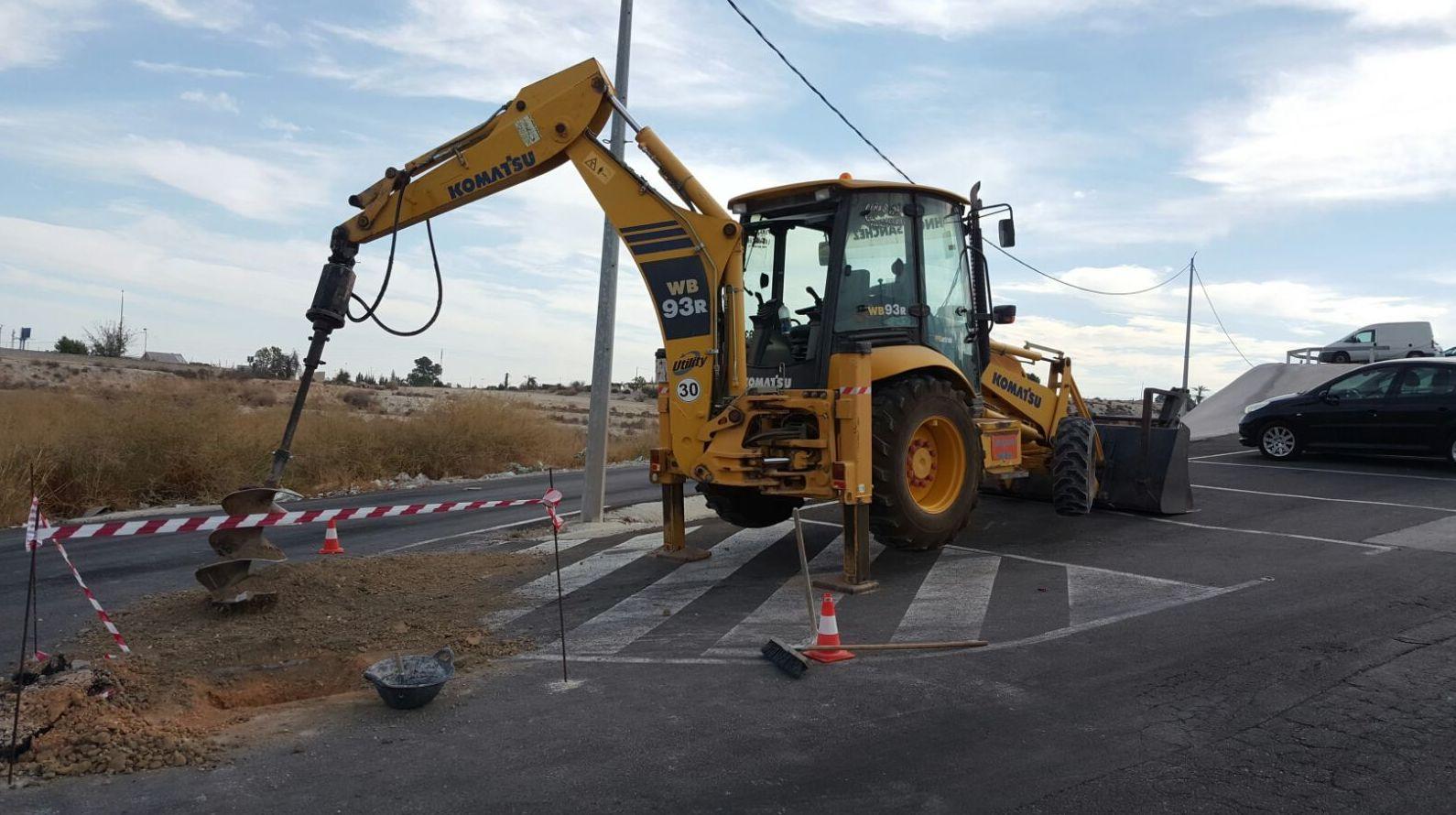 Trabajos de obra civil en Murcia