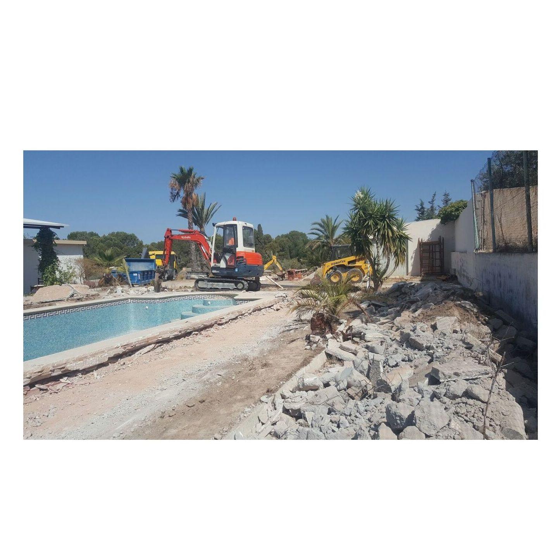 Limpiezas y arreglos de jardines: Servicios de Hnos Sánchez Excaycon s.l.u.