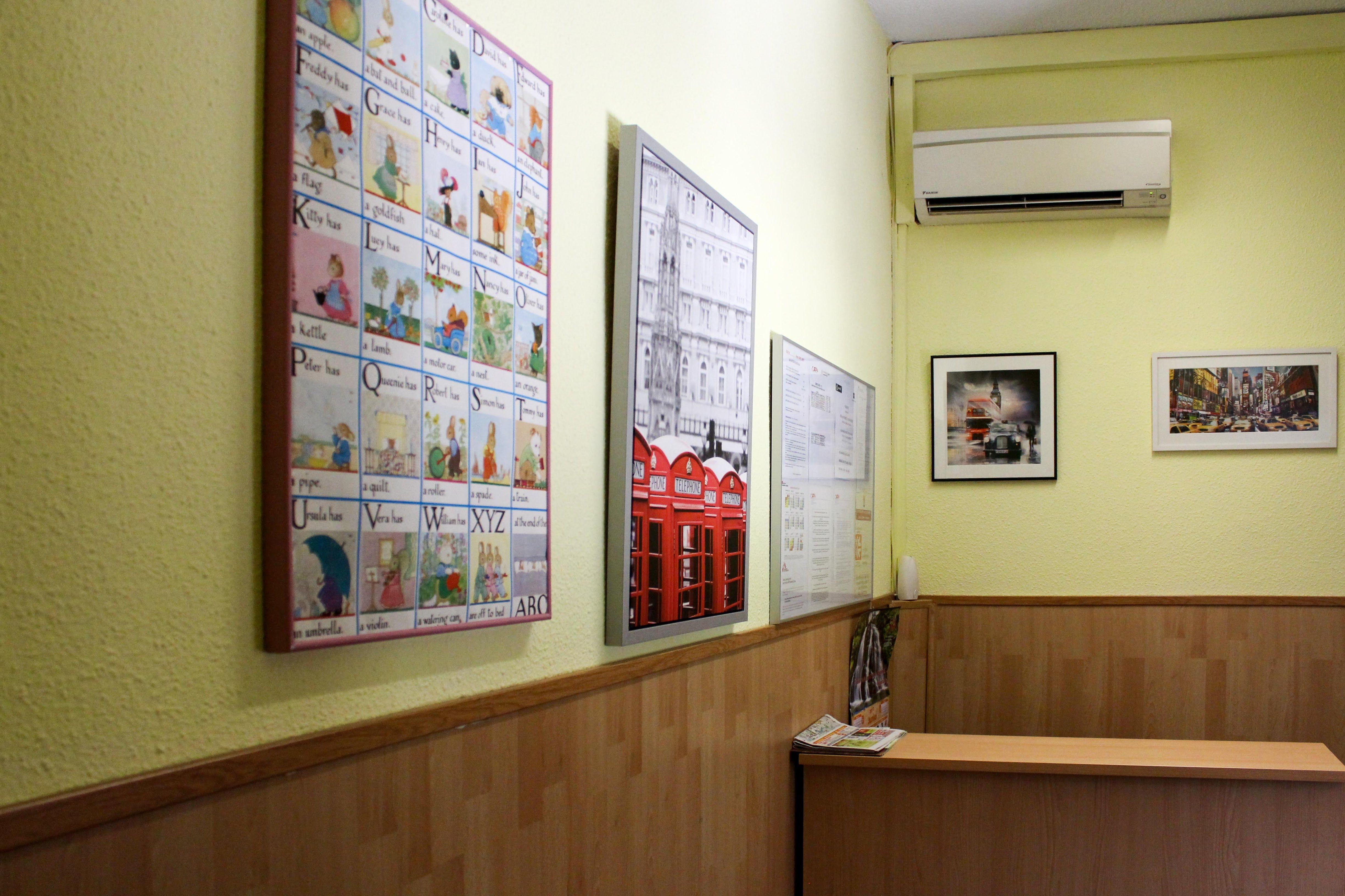 Foto 6 de Academia de inglés y de refuerzo escolar en Madrid en Madrid | Academia CEPA
