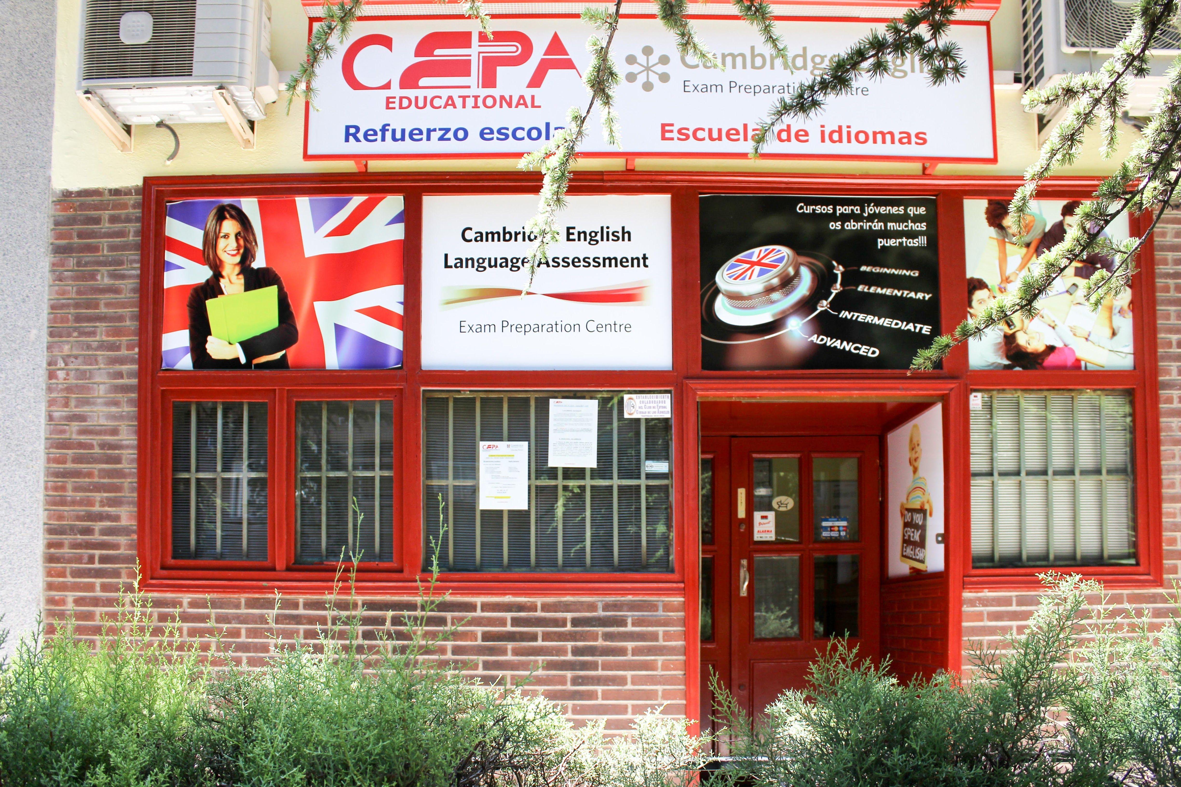 Foto 3 de Academia de inglés y de refuerzo escolar en Madrid en Madrid | Academia CEPA