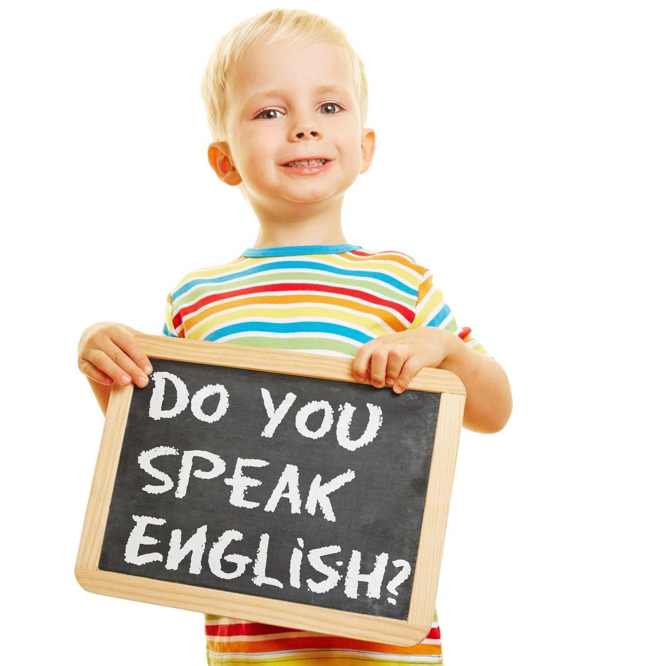 Cursos de inglés para niños en Madrid