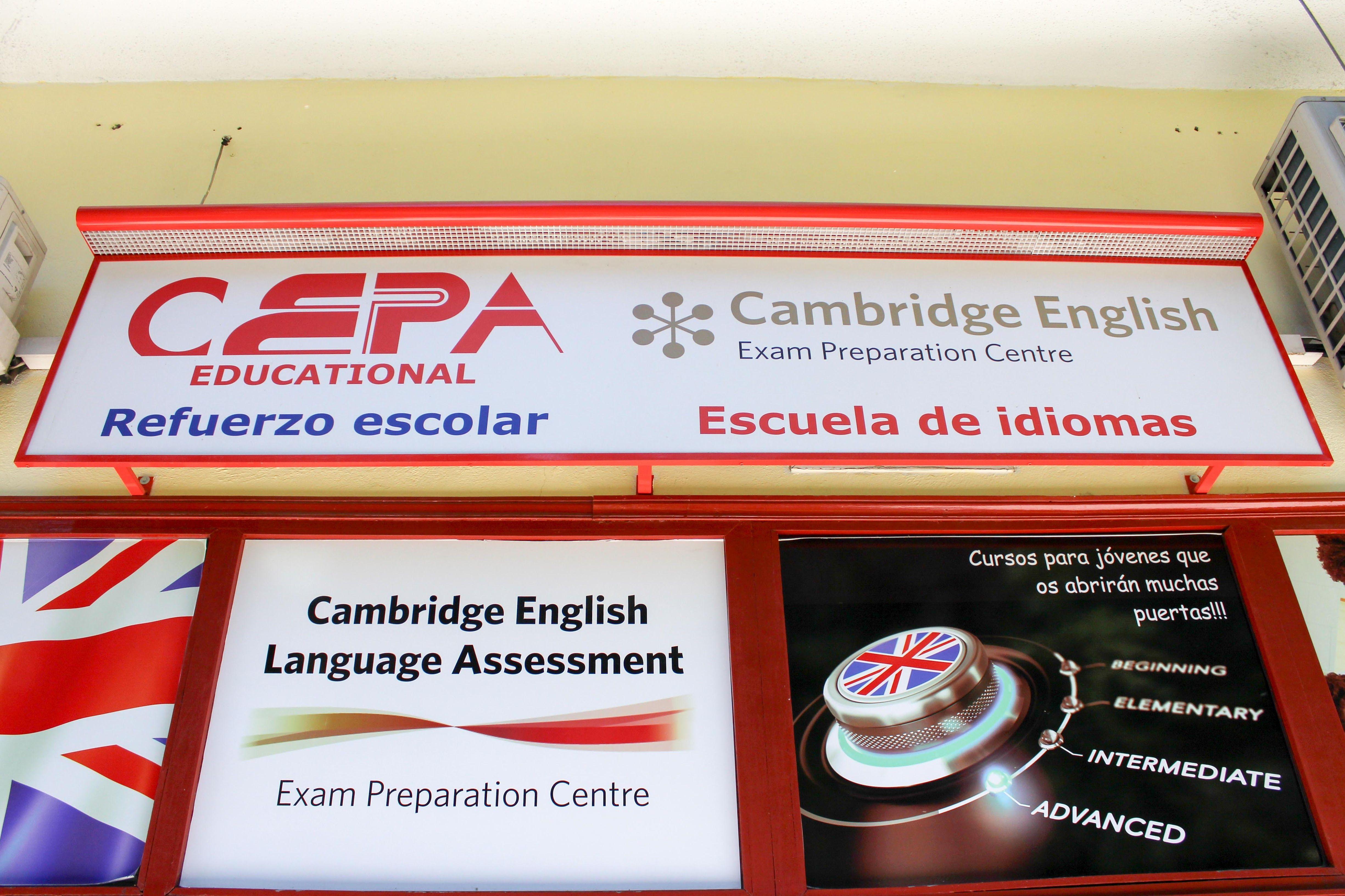 Foto 2 de Academia de inglés y de refuerzo escolar en Madrid en Madrid | Academia CEPA