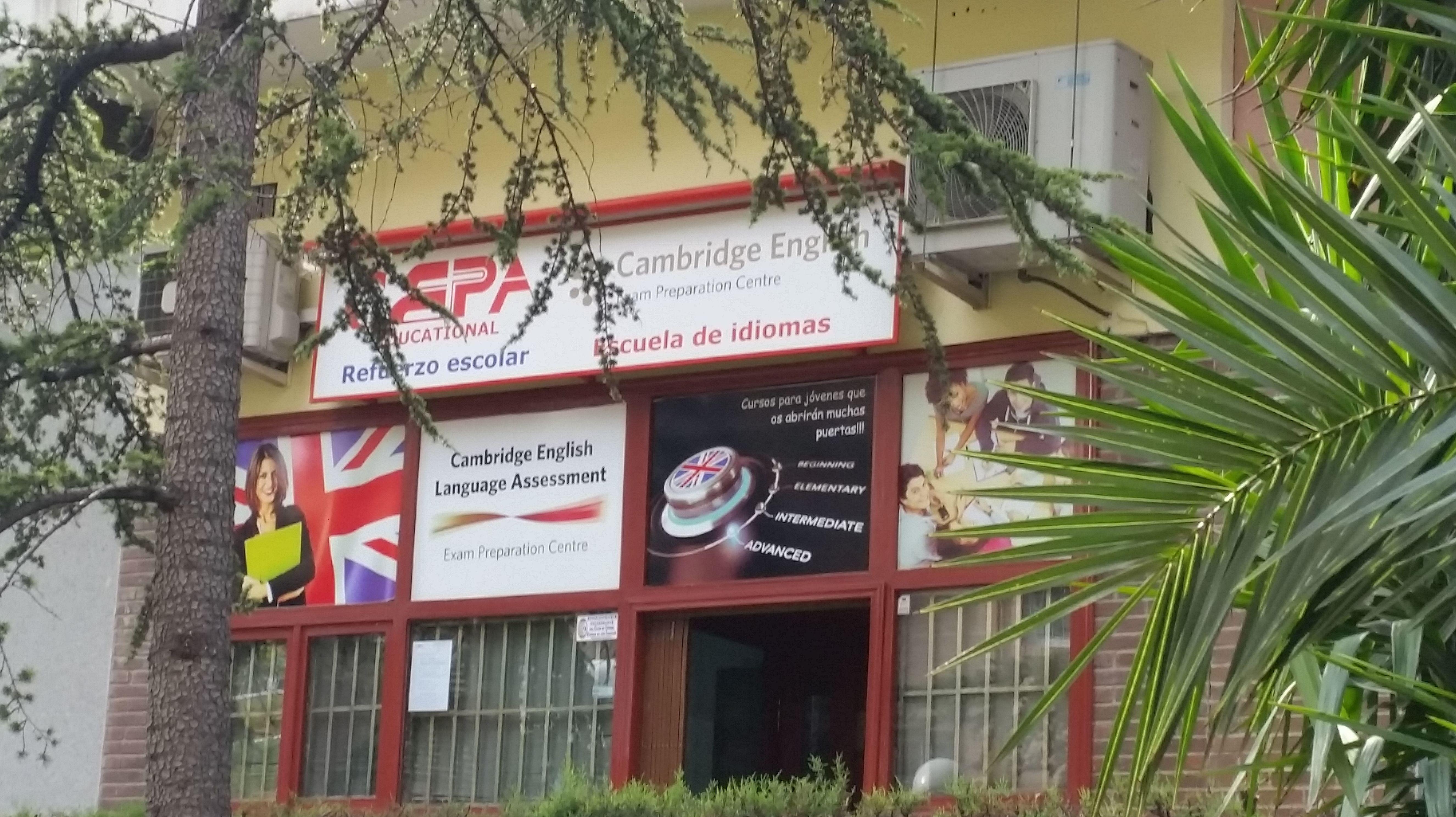 Centro de refuerzo escolar