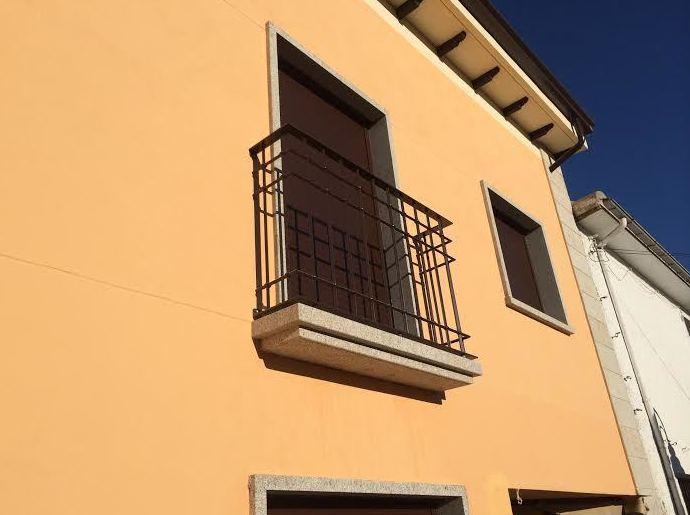 Reja balconera
