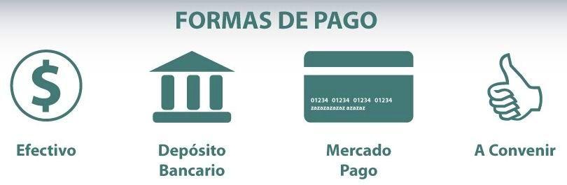Elige la forma de pago