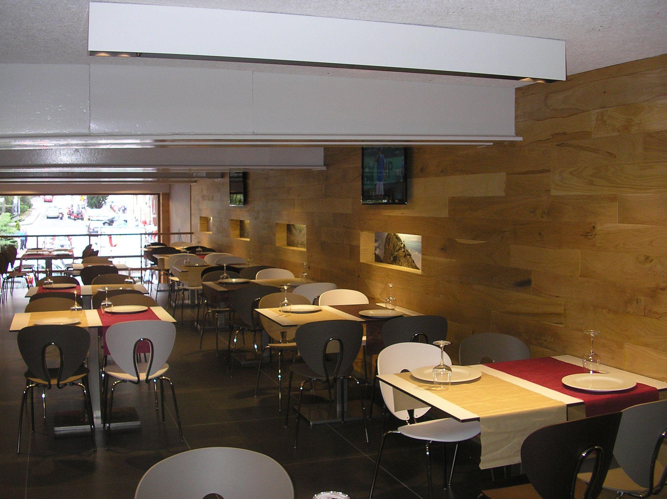Friso cafetería Santander