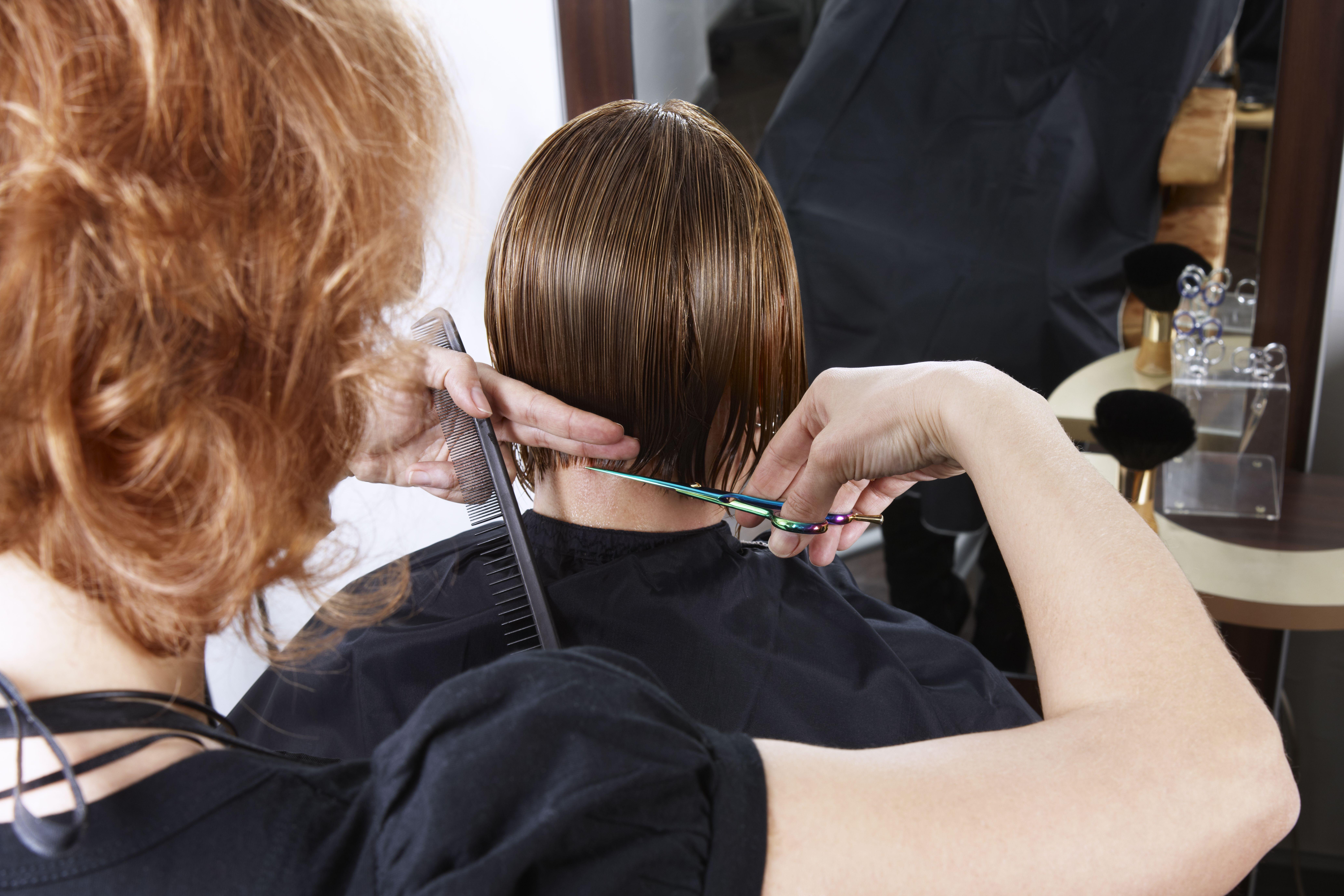 Cortes de pelo: Servicios de Salón de Belleza Tania Sánchez