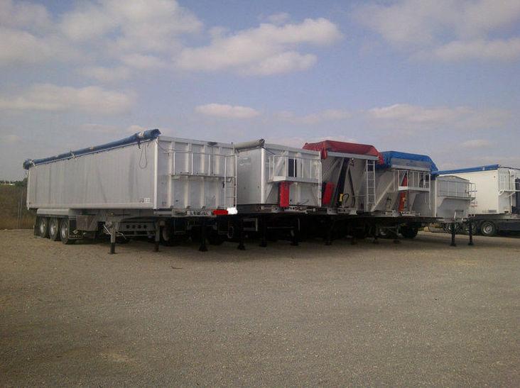 Foto 40 de Transportes especiales en Catarroja | Semitransport