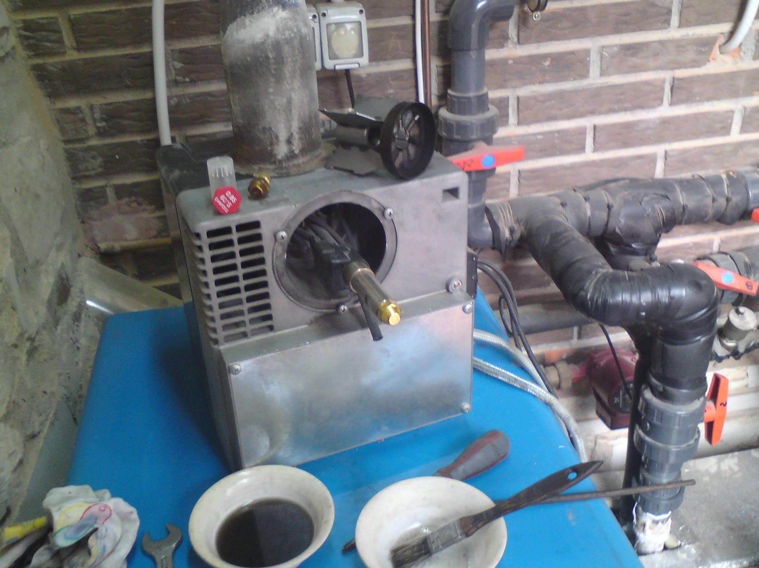 Mantenimiento de calefacci n productos de eco clima levante - Ahorrar calefaccion gasoil ...