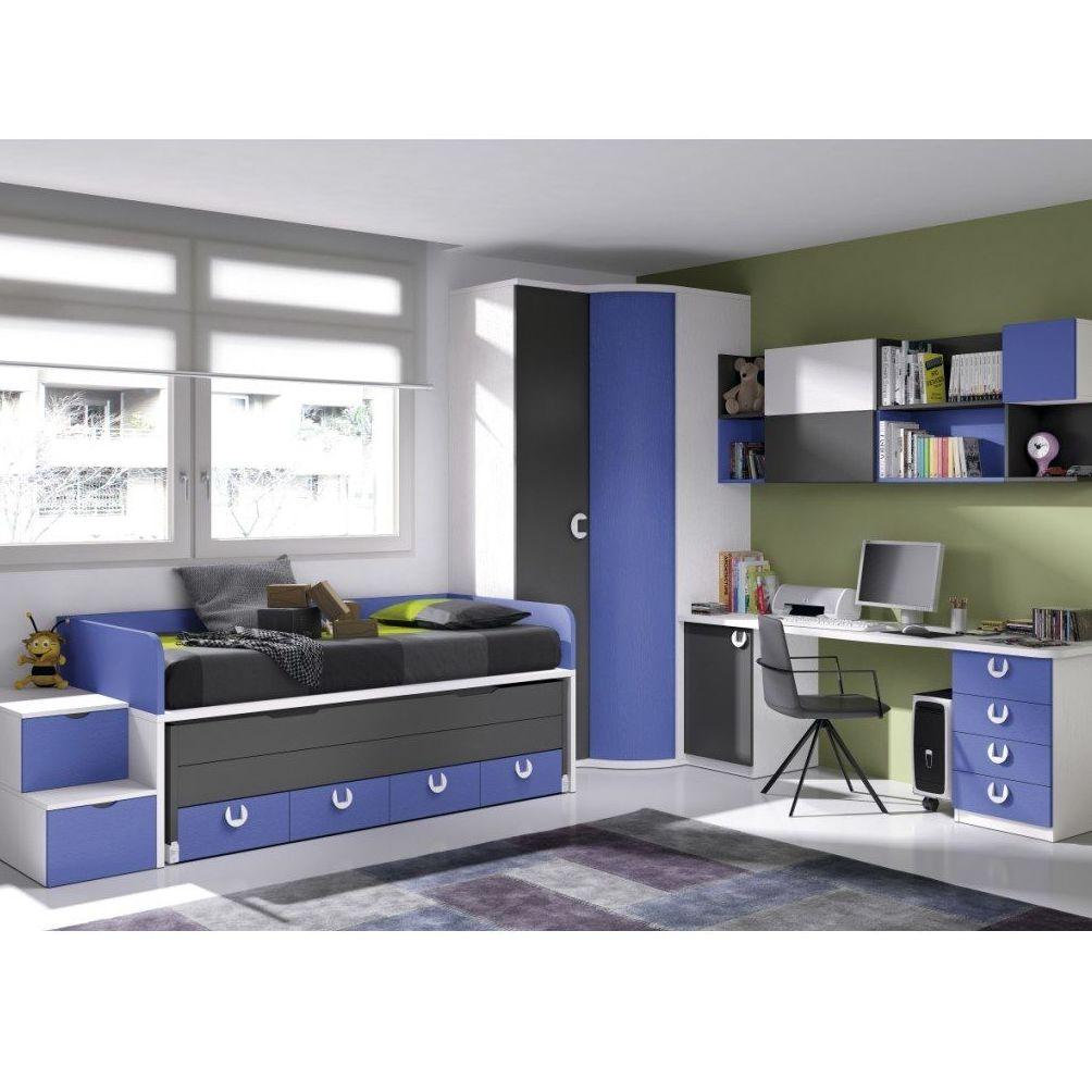 dormitorios juveniles muebles de actual de mymm