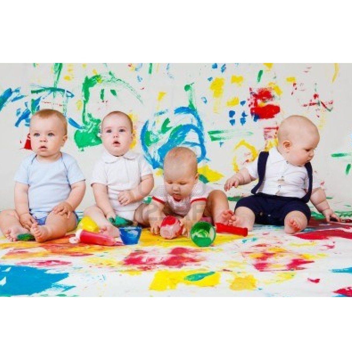 Estimulación temprana : Servicios  de Guardería Rayitas