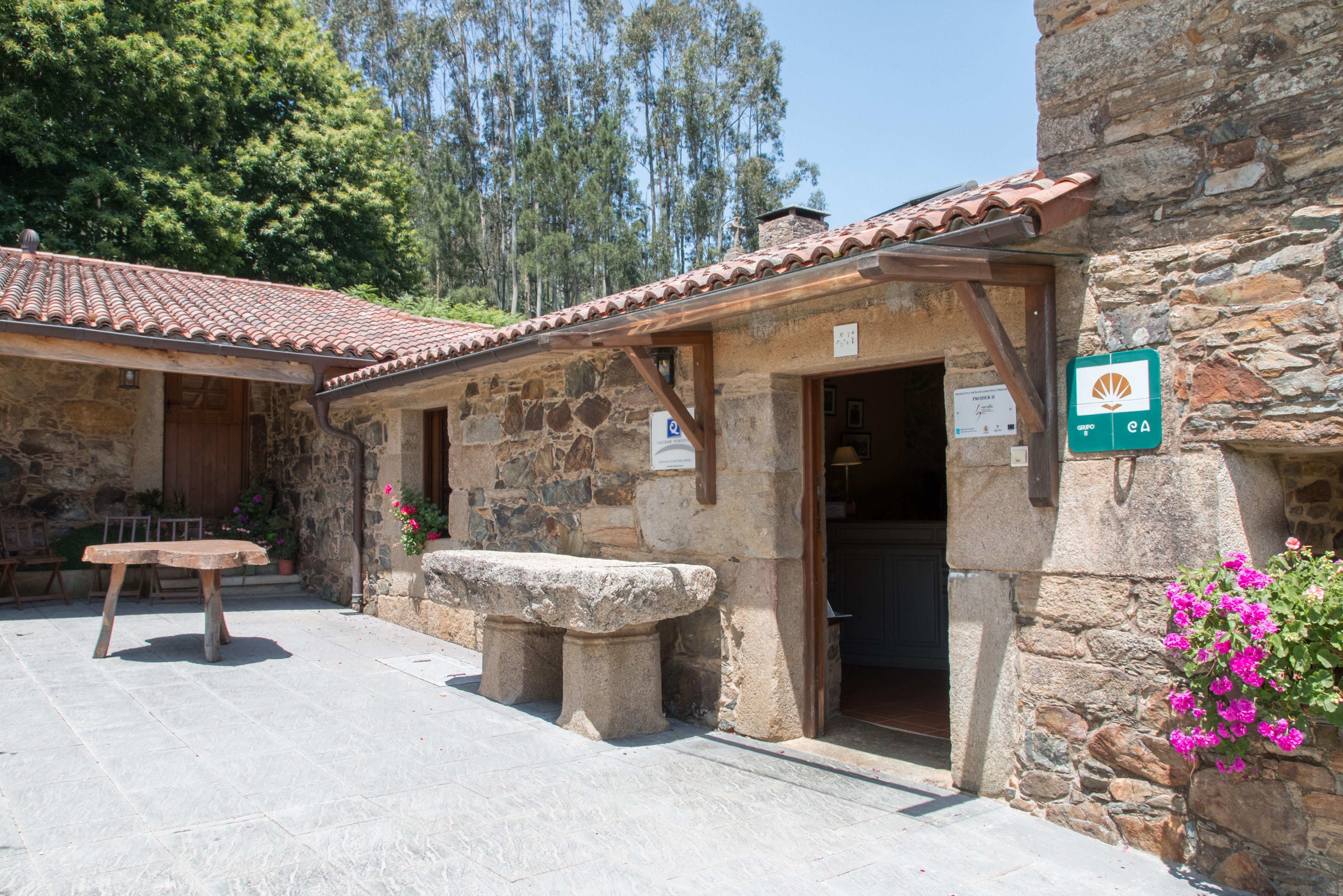 Foto 3 de Casa rural en Santiago de Compostela | A Casa da Torre Branca