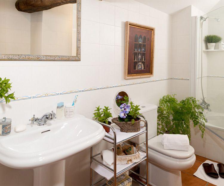 Habitaciones con baño en Santiago de Compostela