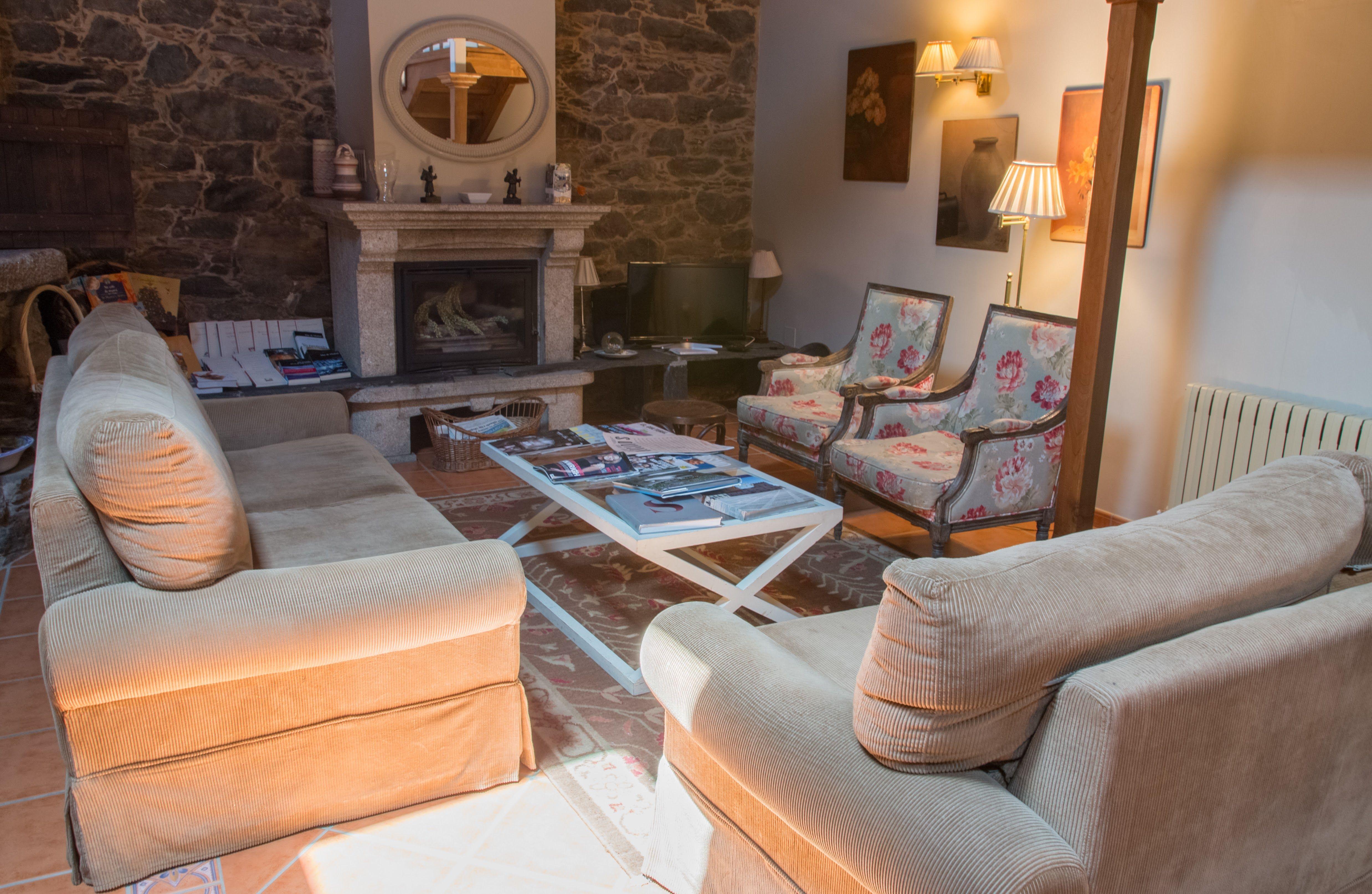 Foto 2 de Casa rural en Santiago de Compostela | A Casa da Torre Branca