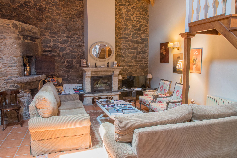 Foto 1 de Casa rural en Santiago de Compostela | A Casa da Torre Branca