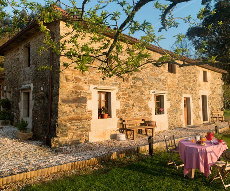 Hotel rural en Santiago de Compostela