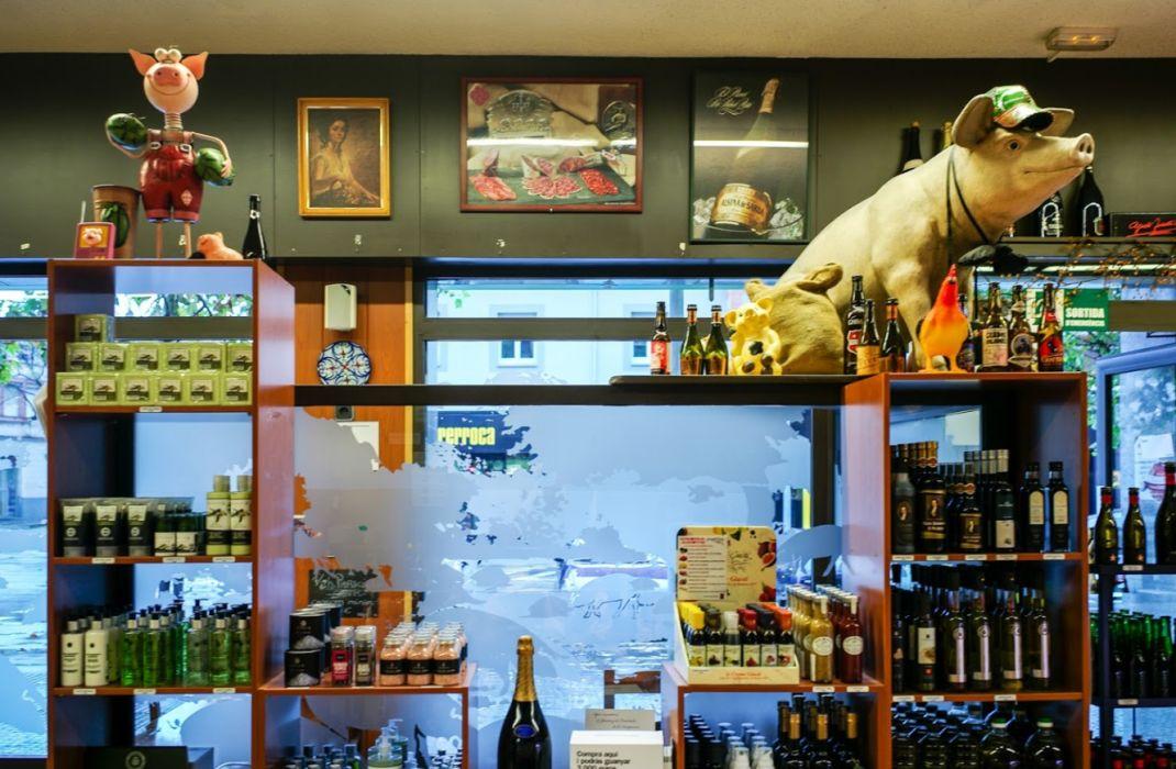 Tienda de productos gourmet en Manresa