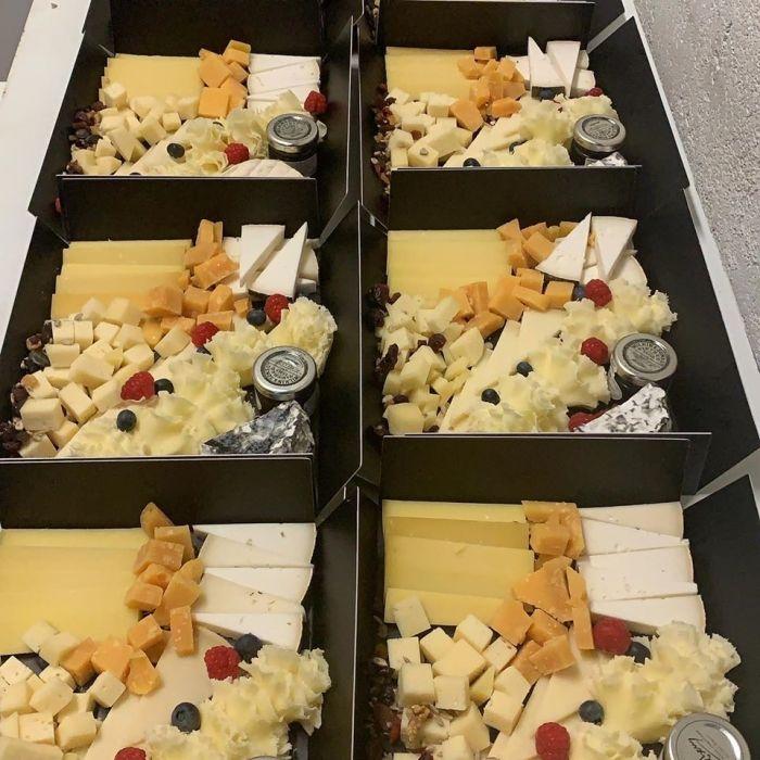 Gran selección de quesos en Manresa