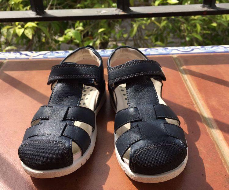 Sandalias para niño en Sevilla