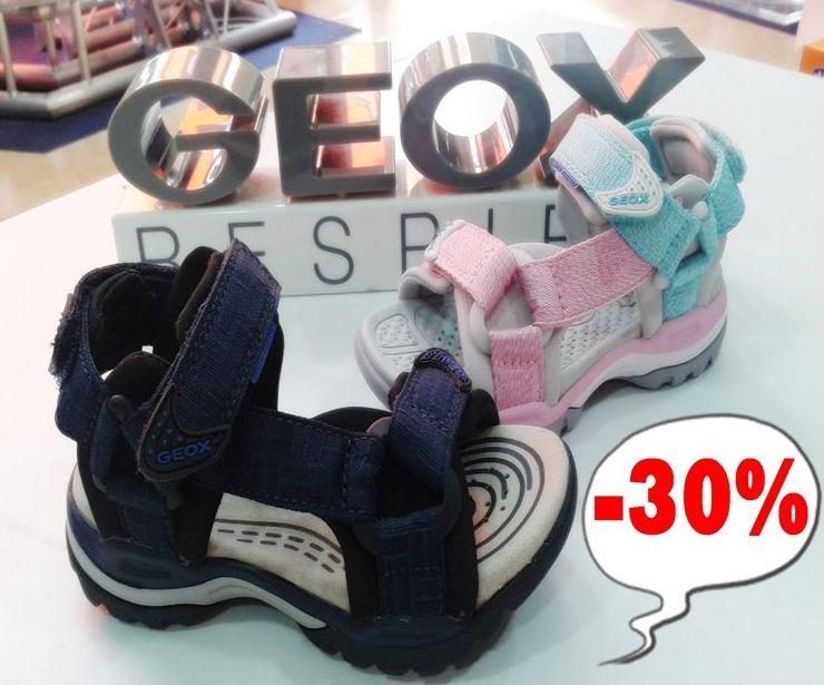 Sandalia de Sport de Geox