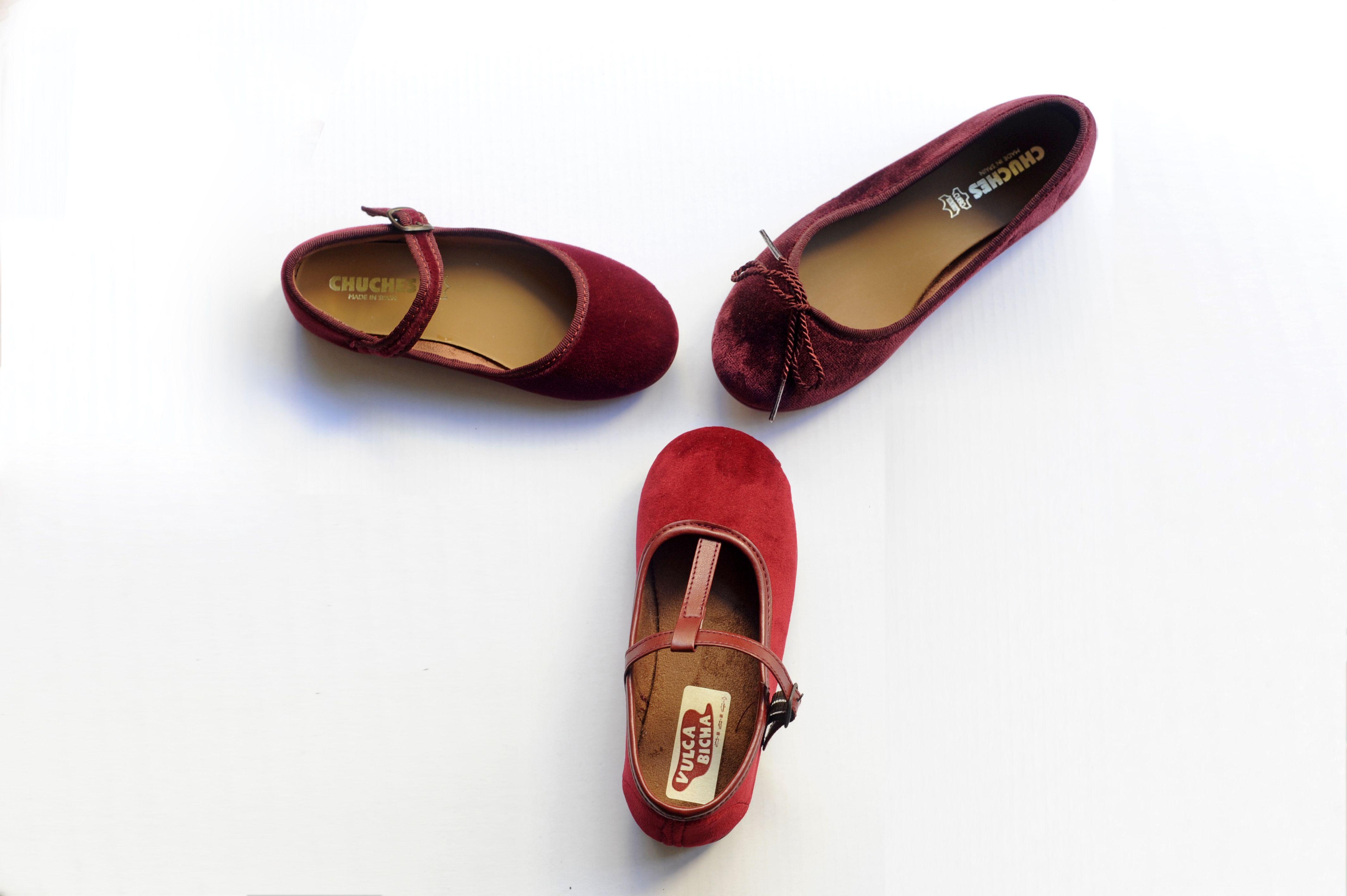 Diseños modernos en calzados infantiles