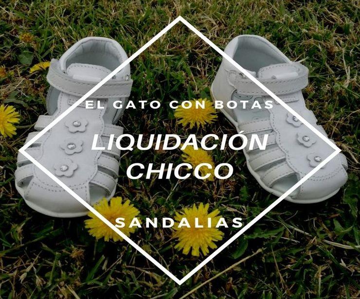 Sandalia de niña de Chicco