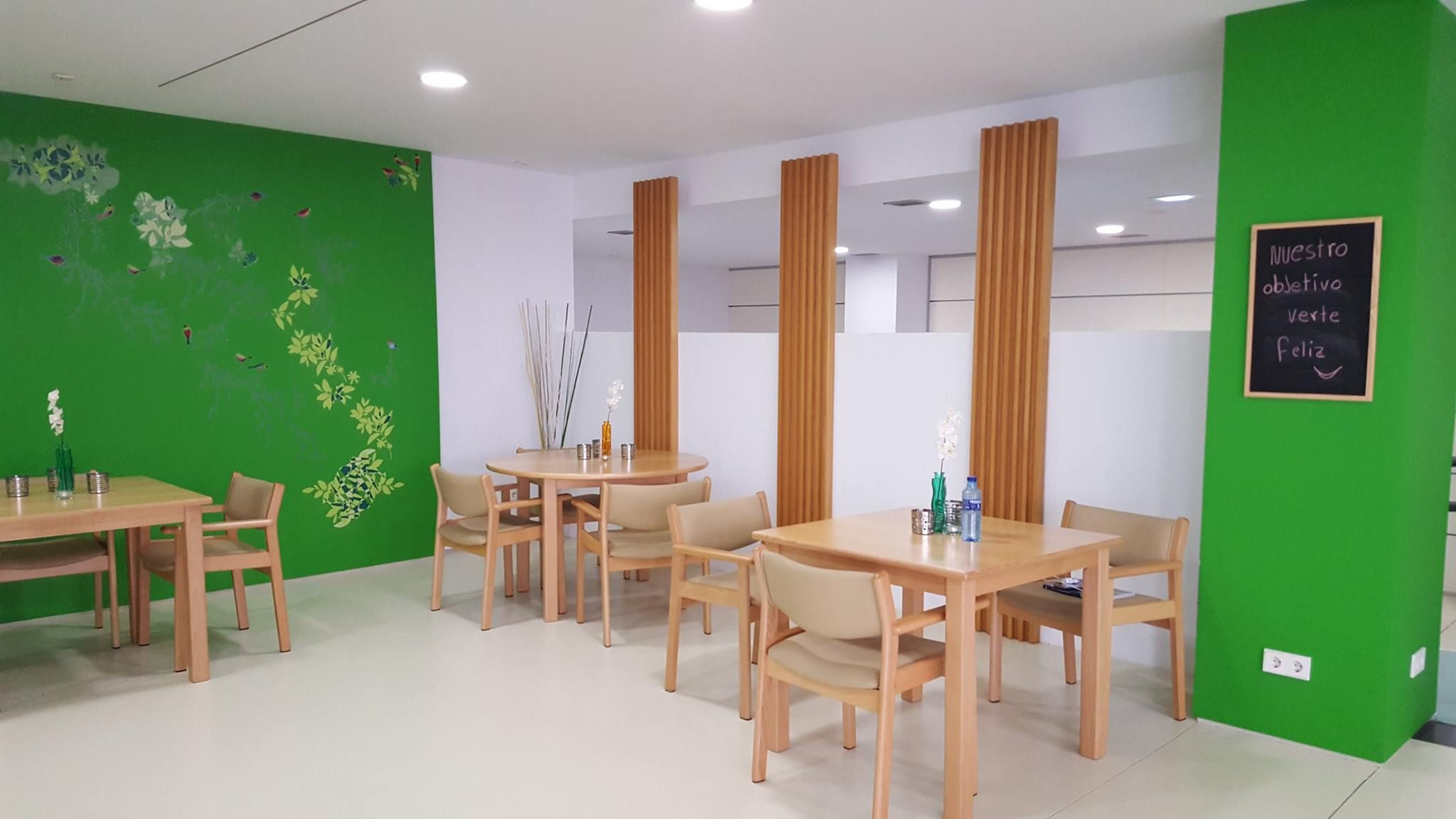 Centro para personas dependientes e independientes en Oviedo