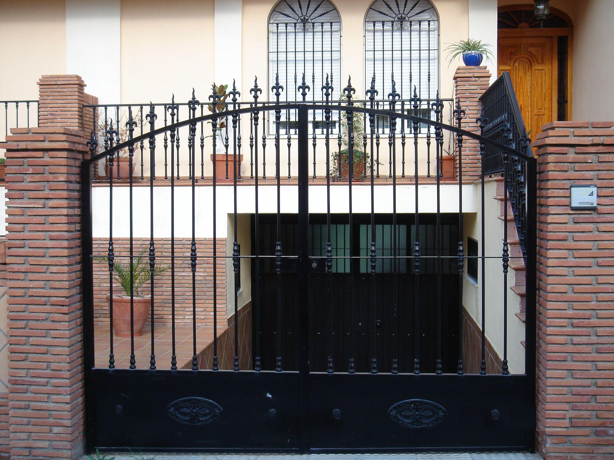 Cerrajería y estructuras metálicas en Granada