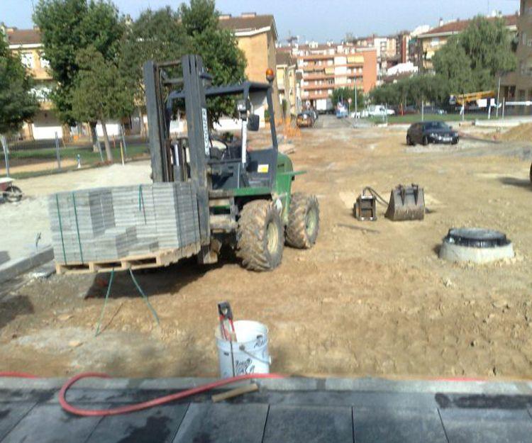 Obras de edificación en general en Barcelona
