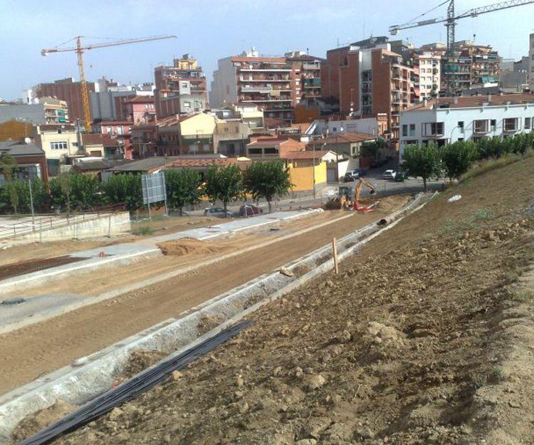 Obra civil en Barcelona