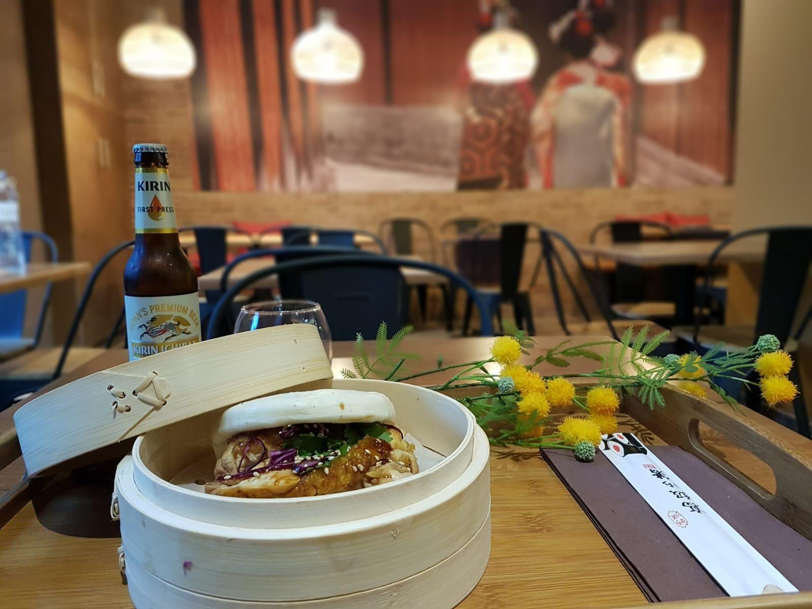 Comida asiática en Poblenou arcelona