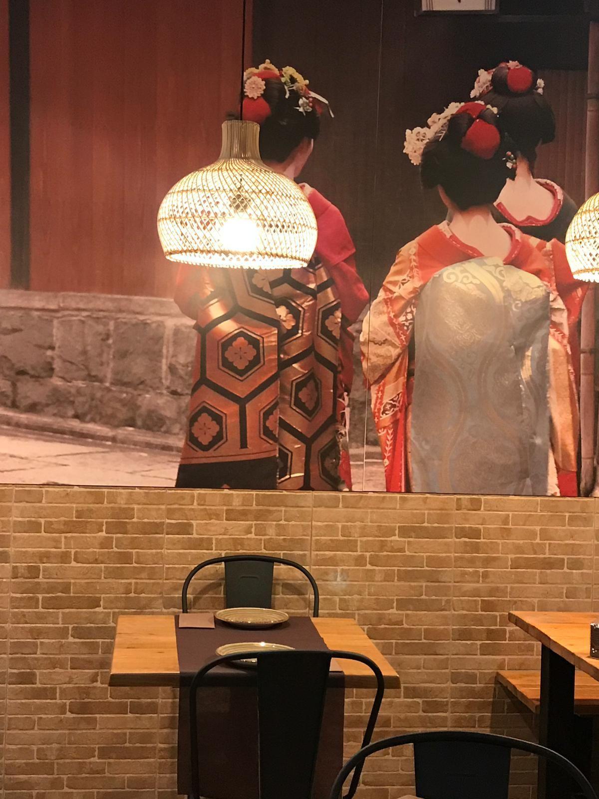 Restaurante japonés ramen en Poblenou Barcelona