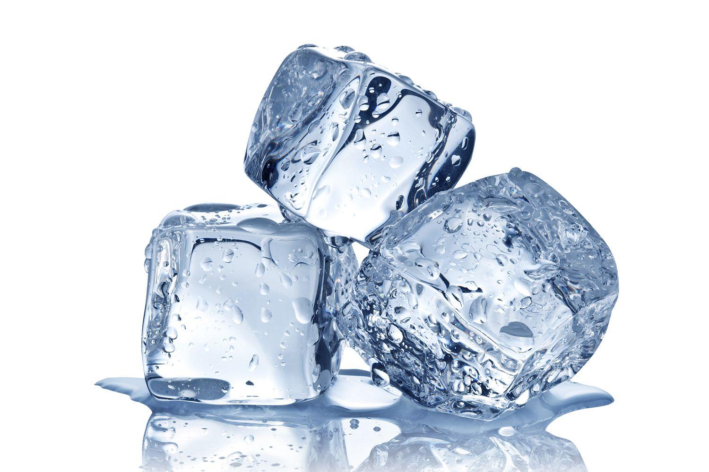 Cubitos de hielo en Barcelona