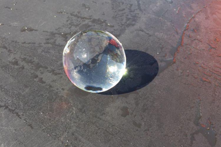 Fabricación de cubos de hielo para eventos