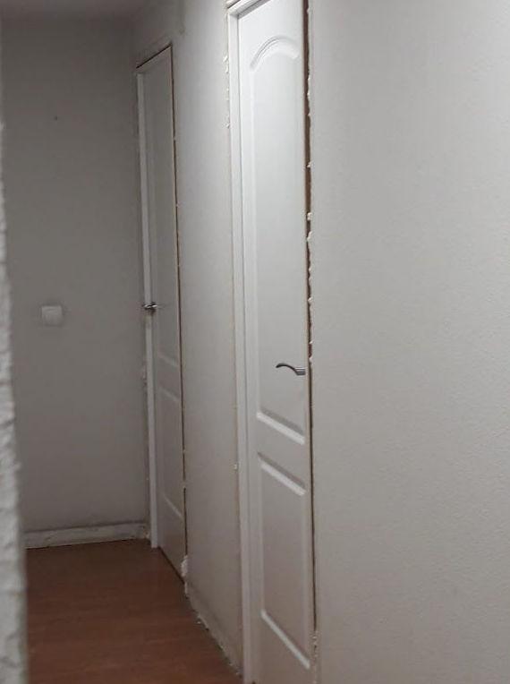 puertas de paso lacadas blancas y estilo clasico
