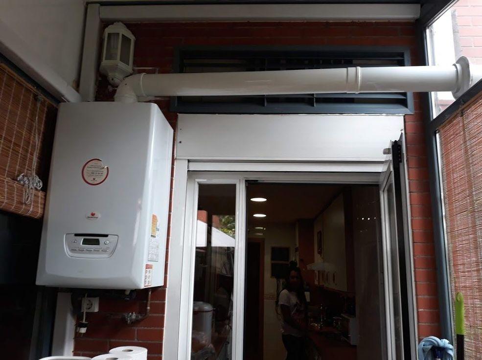 Revisa tu caldera, es importante la seguridad de tu casa.