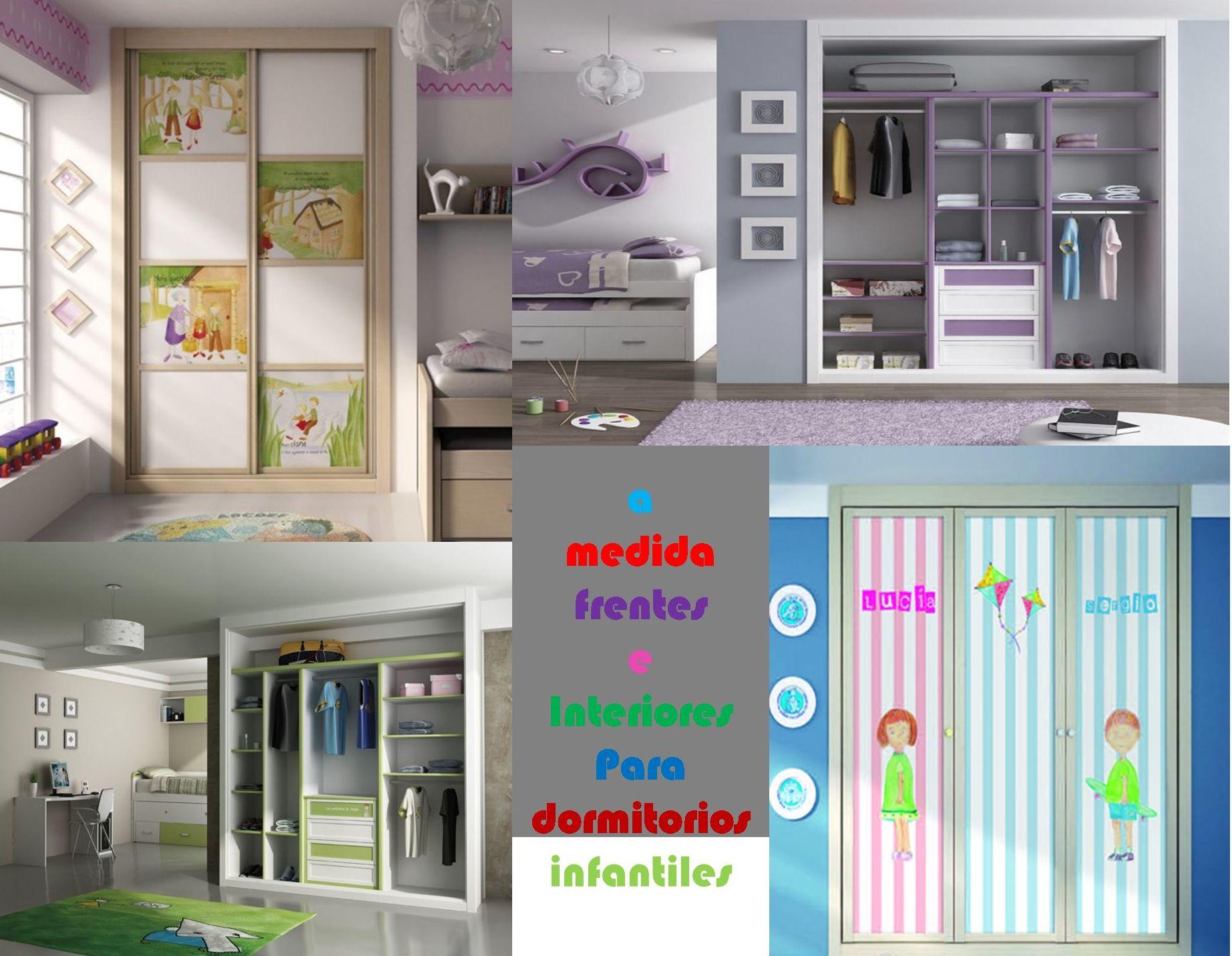 Frentes de armarios e interiores a medida: Servicios de DekoraStylo
