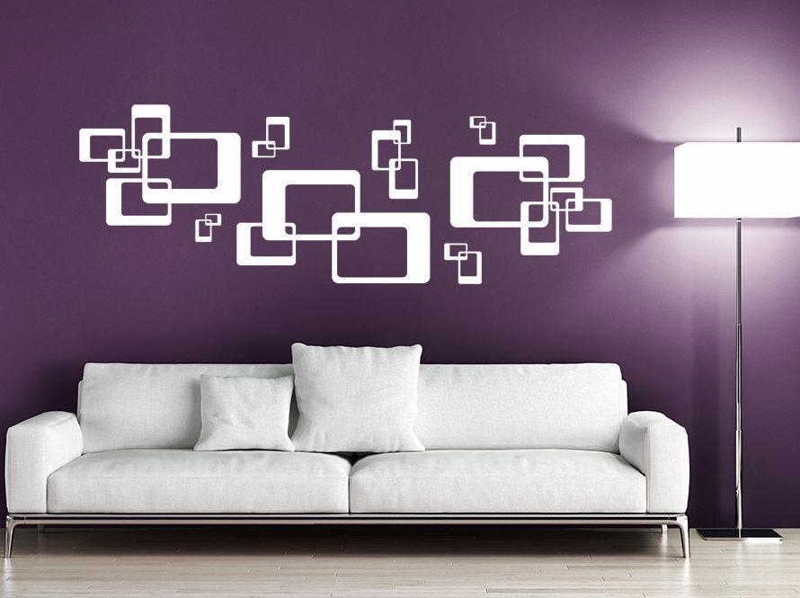 Color violeta para tus paredes