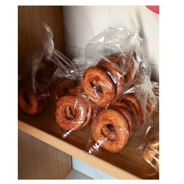 Rosquillas: Productos de Panadería Galván