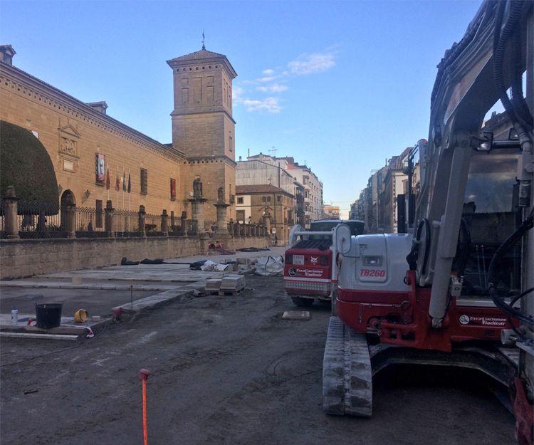 Excavaciones y movimientos de tierra en Granada