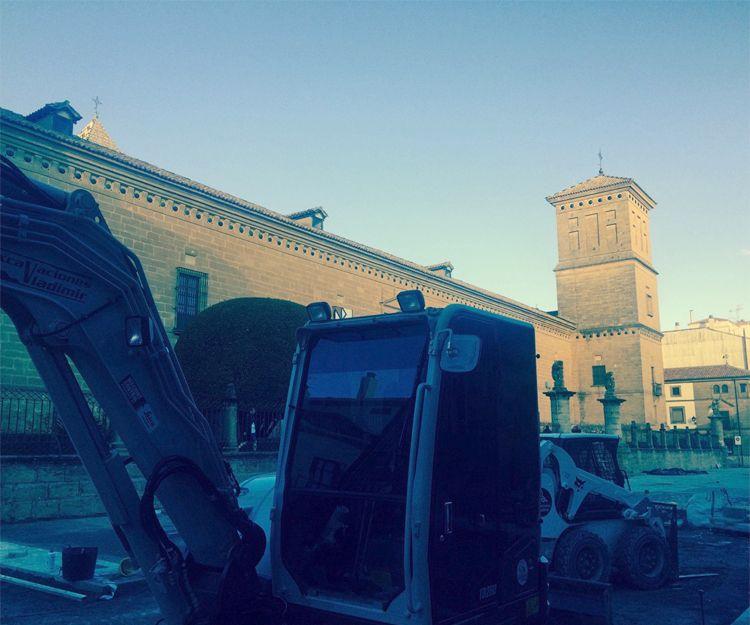 Empresa de movimientos de tierra en Granada