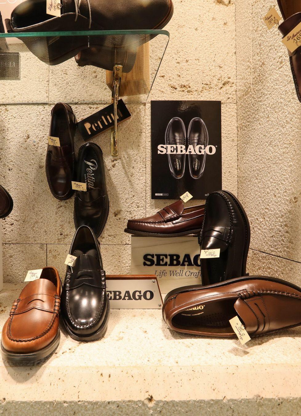 Zapatos Sebago