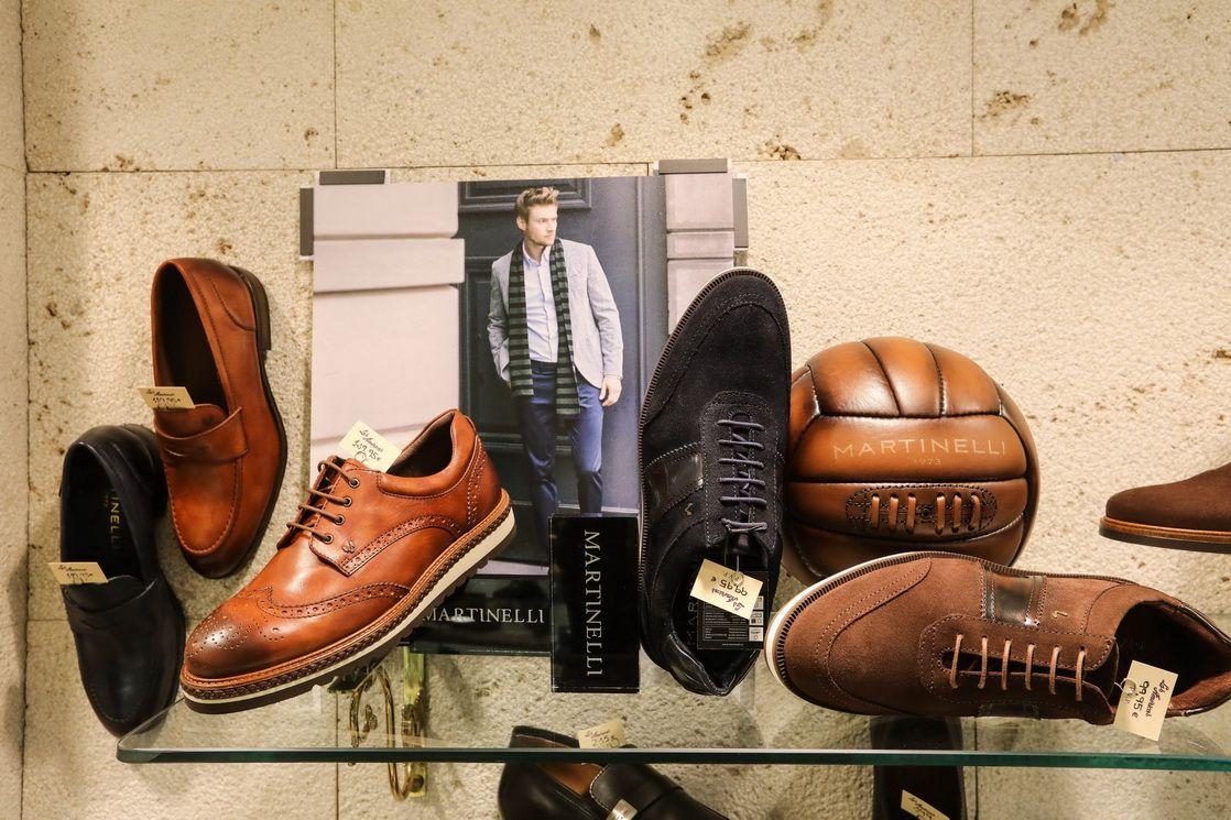 Expositor de zapatos Martinelli