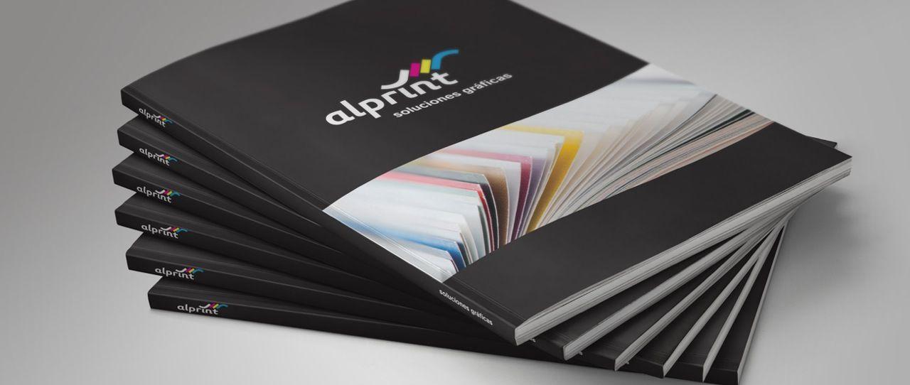 Libros y revistas: Servicios de Alprint Soluciones Gráficas