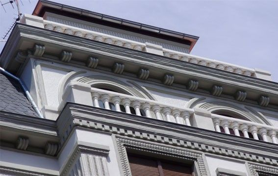 Restauraciones arquitectónicas